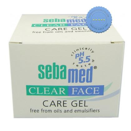 Buy Sebamed Clear Face Care Gel 50ml -