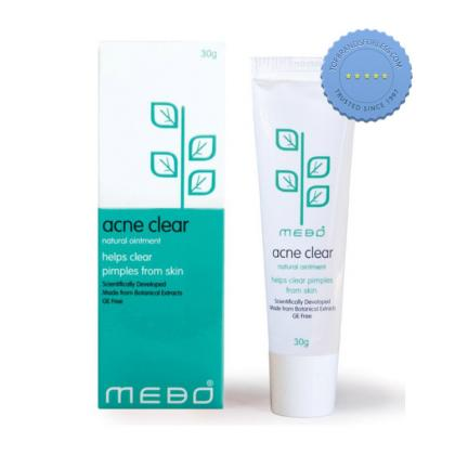 Buy Mebo Ointment Acne Clear 30g -
