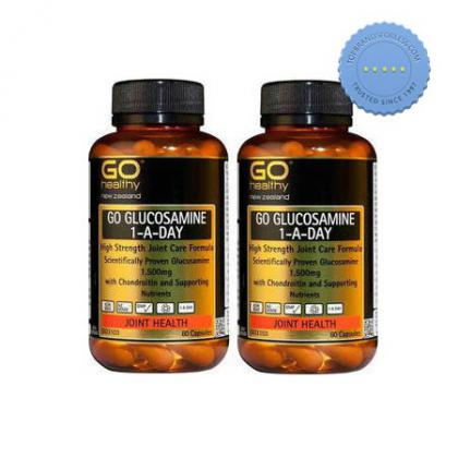 Buy gohealthy glucosamine bundle - Prompt Dispatch
