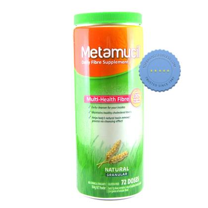 Buy metamucil gran natur 504gm -