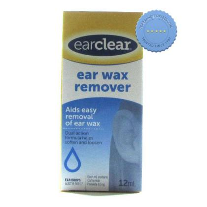 Buy ear clear drops 12ml -