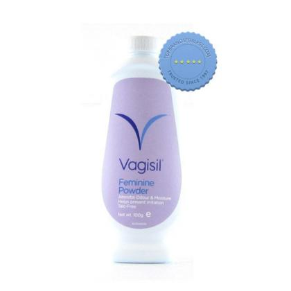 Buy vagisil feminine powder 100g -