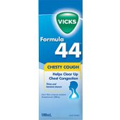 Buy vicks formula 44 chesty 180ml -