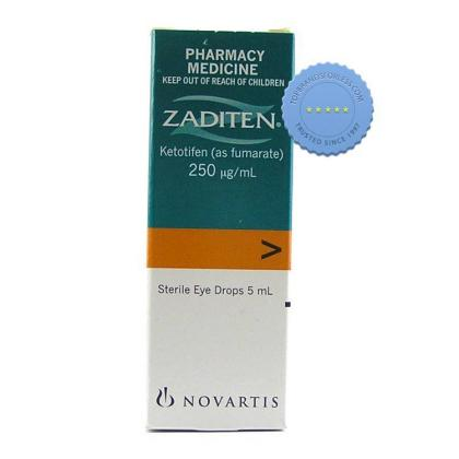 Buy Zaditen Eye Drops