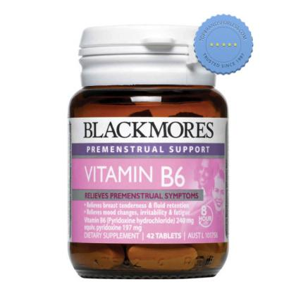 Buy blackmores b6 tablets 240mg 42 -