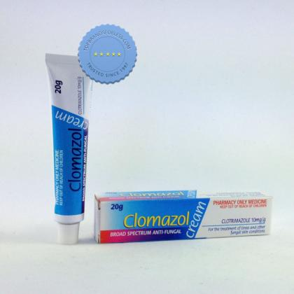 Buy Clomazol Anti Fungal Cream 20g -