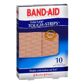 Buy BandAid Tough Strips