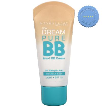 Buy Maybelline Dream Pure BB Cream Light -
