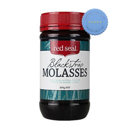 Buy Red Seal BlackStrap Molasses 500g - Prompt Dispatch