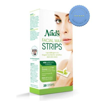 Buy Nads Facial Hair Removal Strips -