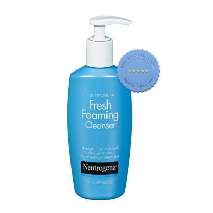 Buy Neutrogena Fresh Foaminging Cleanser 200ml - Prompt Dispatch