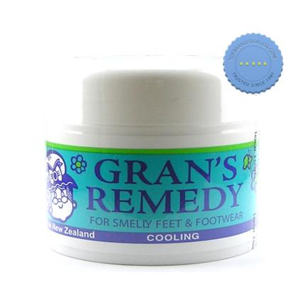 Buy Grans Remedy Cooling Powder 50g - International Shipping