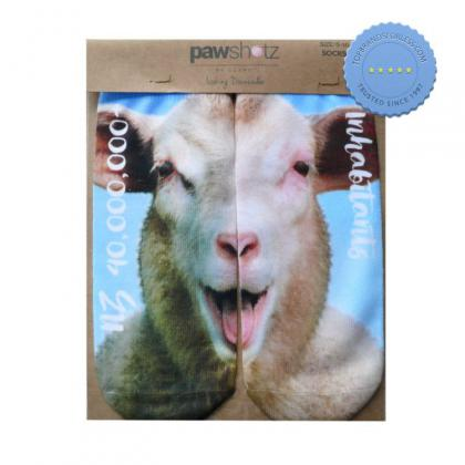 Buy pawshotz sheep socks - Prompt Dispatch