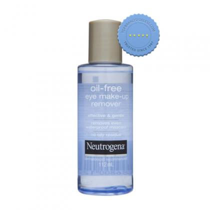 Buy Neutrogena Oil Free Eye Makeup Remover 112ml - Prompt Dispatch