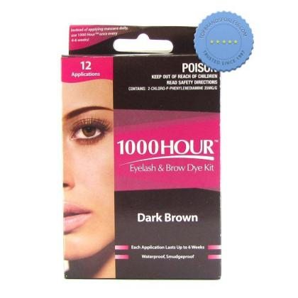 Buy 1000 Hour Eyelash and Brow Dye Black