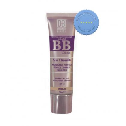 Buy Designer Brands BB Creme Medium Dark 50ml - Prompt Dispatch