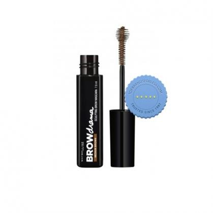 Buy maybelline browdrama medium brown sculpting brow mascara -