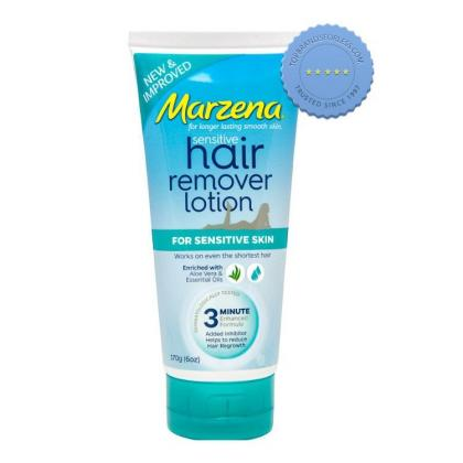 Buy Marzena Sensitive Hair Remover Lotion 170g