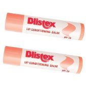 Buy blistex lip conditioner balm 4 35g 2for1 -