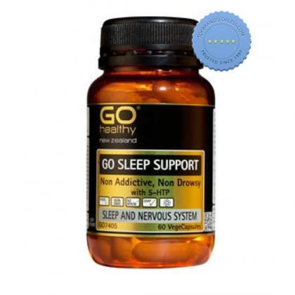 Buy gohealthy sleep support vegecaps 60 -