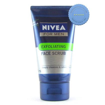 Buy Nivea Men Face Scrub Exfoliating 75ml -