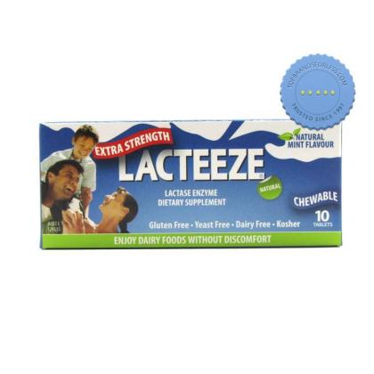 Buy Lacteeze Tablets 10