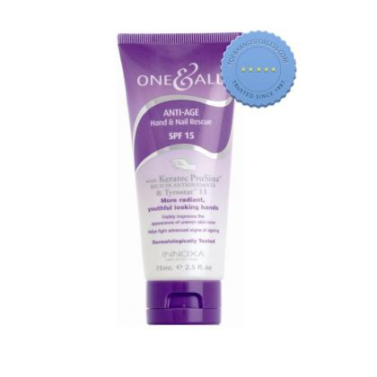 Buy Innoxa One and All Anti-Age SPF15 Hand Cream 75ml - Prompt Dispatch