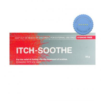 Buy Itch-Soothe Cream 20g -