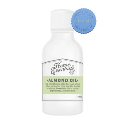Buy Home Essentials Almond Oil 100ml
