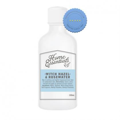 Buy Home Essentials Witch Hazel and Rosewater 200ml -