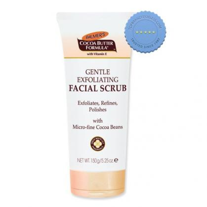 Buy Palmers Gentle Exfoliating Facial Scrub 150gm