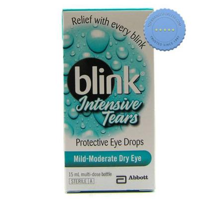 Buy blink intensive tears 15ml -