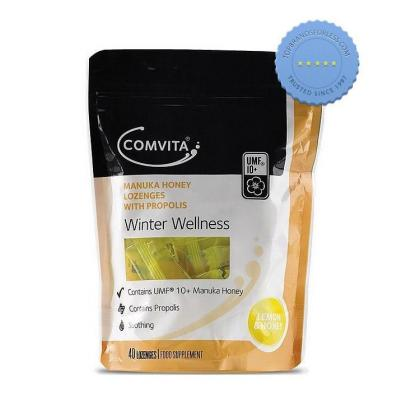 Comvita Winter Wellness Manuka Honey Lozenges with Propolis 40 Lozenges