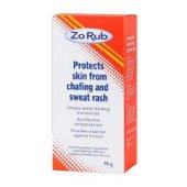 Buy zo rub chafing and sweat rash 75g -
