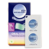 Buy Snoreeze Oral Strips 14 -
