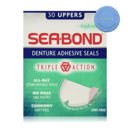Buy seabond fresh mint upper 30 -
