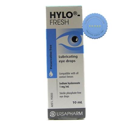 Buy hylo fresh lubricating eye drops 10ml -