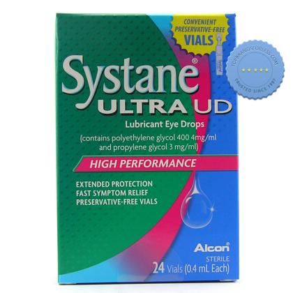 Buy systane eye drops ultra 24 0 4ml -
