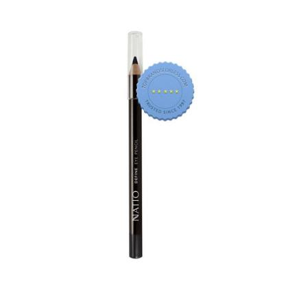 Buy Natio Define Eye Pencil Black -