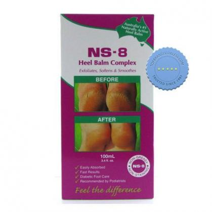 Buy ns 8 heel balm complex 100ml -