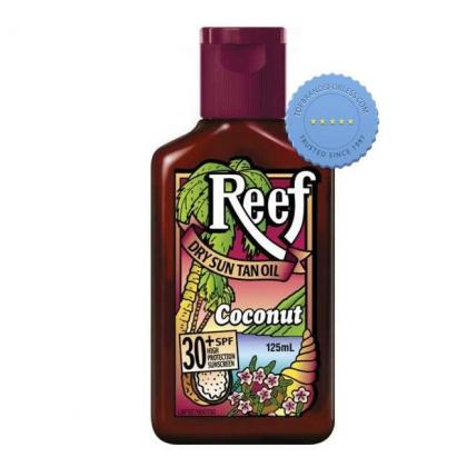 Buy Reef Coconut Oil SPF30 125ML - International Shipping