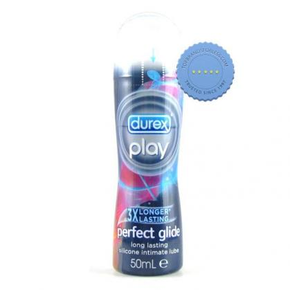 Buy Durex Play 3x Longer Lasting Perfect Glide 50ml