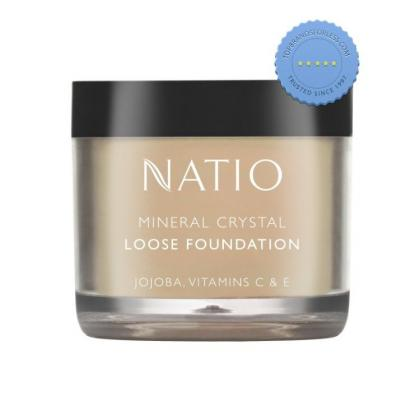 Buy Natio Mineral Crystal Loose Foundation Sand -