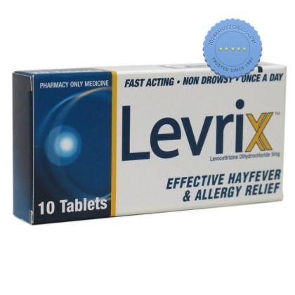 Buy Levrix Tablets 10