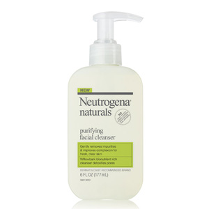 Buy Neutrogena Naturals Purifying Facial Cleanser 177ml