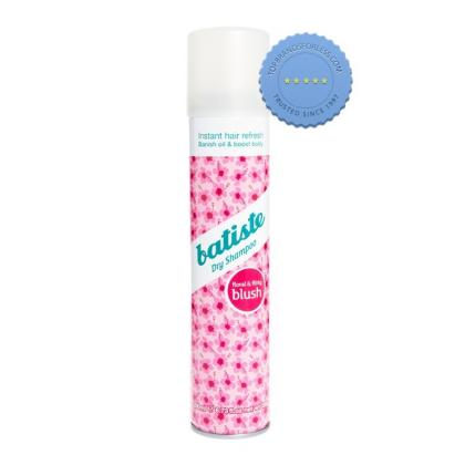 Buy batiste dry shampoo blush 200ml -