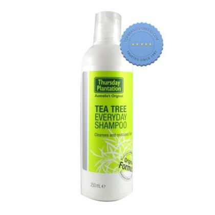 Buy thursday plant tea tree shampoo 250ml -