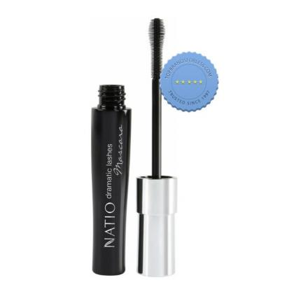 Buy natio dramatic lashes black rose -