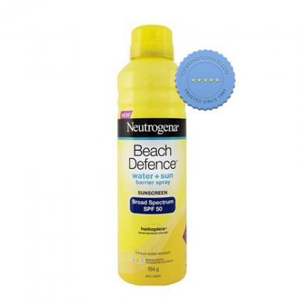 Buy Neutrogena Beach Defense Spray SPF 50 184g -