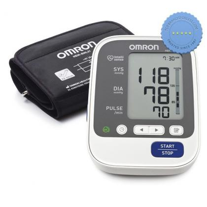Buy Omron Deluxe Automatic Blood Pressure Monitor Hem 7130